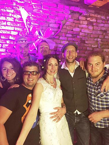 Hochzeitsband-Bamberg