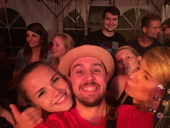 Partyband-Bamberg