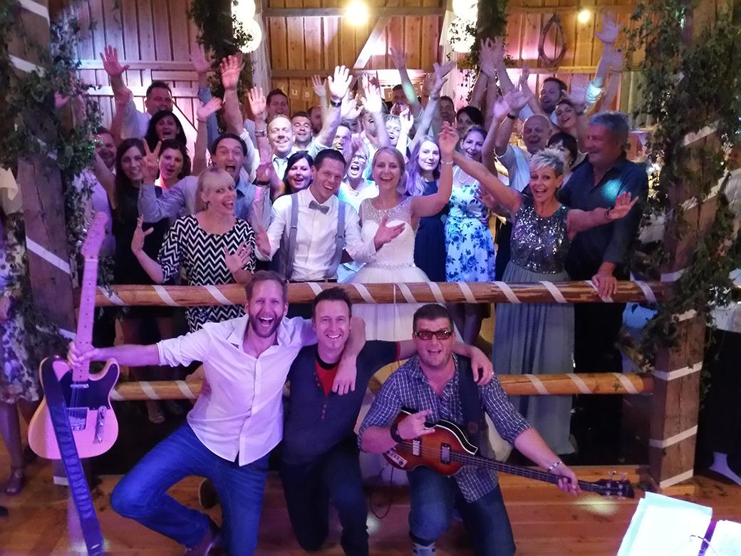 Hochzeitsband-Franken